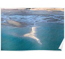 coastline perfection Poster