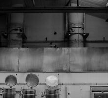 Leftovers At The Fremantle Prison Kitchen by bavotto
