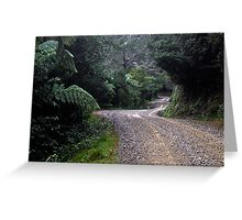 The Long Road to Freedom Greeting Card