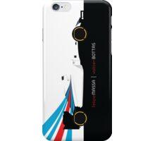 2015 Formula 1 Williams Racing FW37 iPhone Case/Skin
