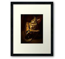 Photo 5.0 Framed Print