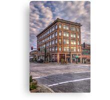 Commerce Building Metal Print