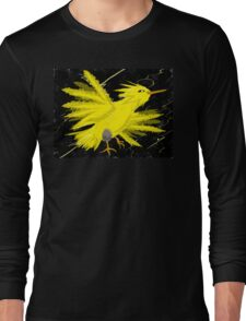 Zapdos Through the Storm Long Sleeve T-Shirt