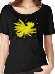 Zapdos Through the Storm Women's Relaxed Fit T-Shirt