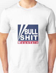BullShit Mountain Unisex T-Shirt