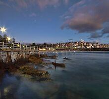Bronte Beach by yolanda