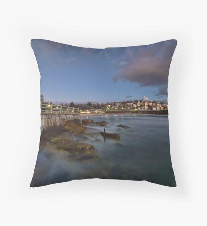 Bronte Beach Throw Pillow