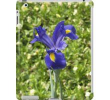 Lone Iris iPad Case/Skin