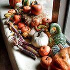 Pumpkins II by Diego Re