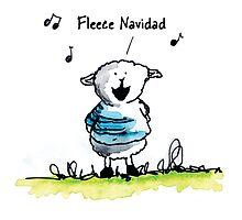 Fleece Navidad by samedog