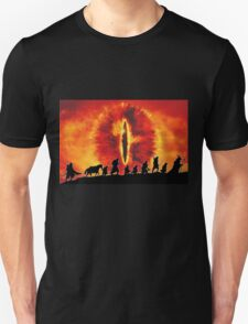 The Fellowship are Being Watched T-Shirt