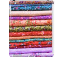 Fabric iPad Case/Skin