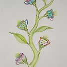 Cup of tea tree (final) by Thea T