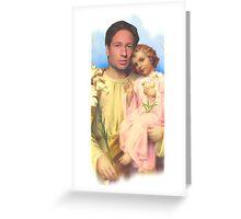 Holy Mulder Greeting Card