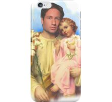 Holy Mulder iPhone Case/Skin