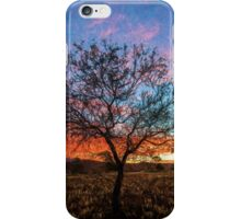 Outback Sunset (ED) iPhone Case/Skin