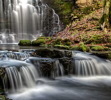 Scaleber Force Falls by Chris Frost Photography