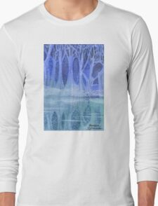Ice Between Two Worlds Long Sleeve T-Shirt