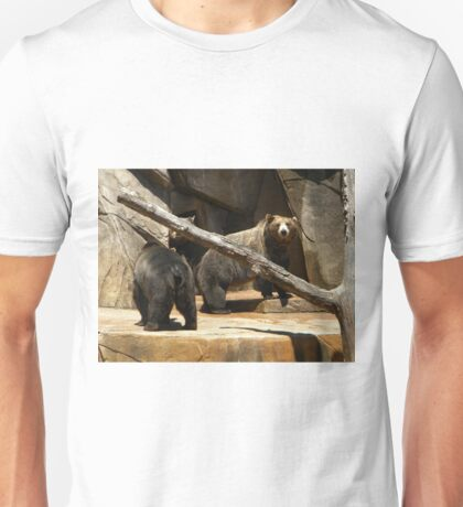 Two Bears Unisex T-Shirt