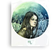 - Scorpio - Canvas Print