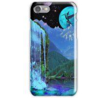 Waterfall10 iPhone Case/Skin