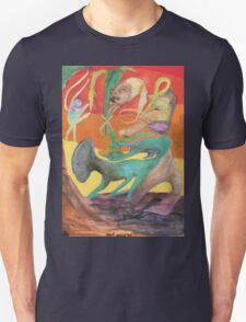 Spiritual Portrait - Jamie B. Unisex T-Shirt