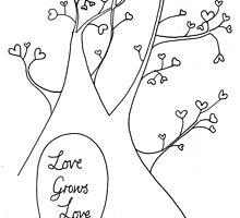 Love Grows Love by KeLu