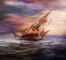 Lonely Journey by Stefano Popovski