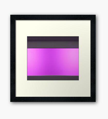 Lumina 5 Framed Print