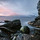 Elgol sunset, Scotland by Matteo Colombo