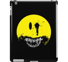 first we eat the rich iPad Case/Skin