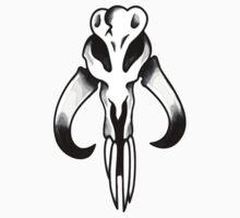 mythosaur skull Kids Tee