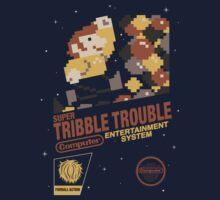 Super Tribble Trouble Kids Clothes