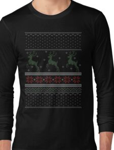 Ugly Sweater - Colour Long Sleeve T-Shirt