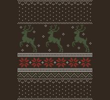 Christmas Knit Version 2 Unisex T-Shirt