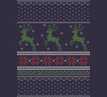 Christmas Knit Version 4 Unisex T-Shirt