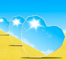 heart mirrors by naphotos