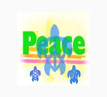 Peace Turtle Classic T-Shirt