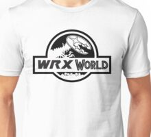 wrx world Unisex T-Shirt