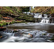 All the way to Scaleber Force Photographic Print