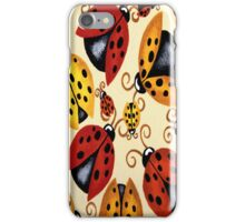 LADY BUGS IPHONE COVER iPhone Case/Skin