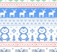 Holiday Jumper Sticker