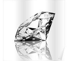 brilliant cut diamond  Poster