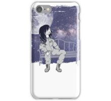 Space Cadet – Motley Mercury iPhone Case/Skin