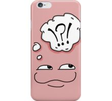 Froglet pink iPhone Case/Skin