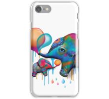 Party Elephants iPhone Case/Skin