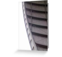 The Sage Gateshead Structure Greeting Card