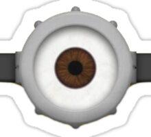 minion eye Sticker