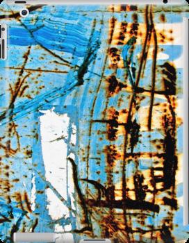 Blue Industry by Vikki-Rae Burns