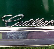 Cadillac green by A Mary Mack